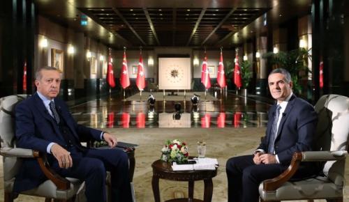 Erdoğan; Küstahlar bize küstahlık taslayamaz