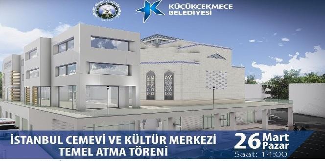 İstanbul Cemevi ve Kültür Merkezi'nin temeli atılıyor