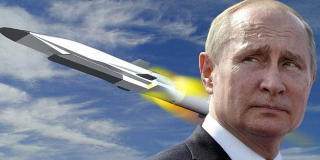 Putin Dünyaya Meydan Okudu…