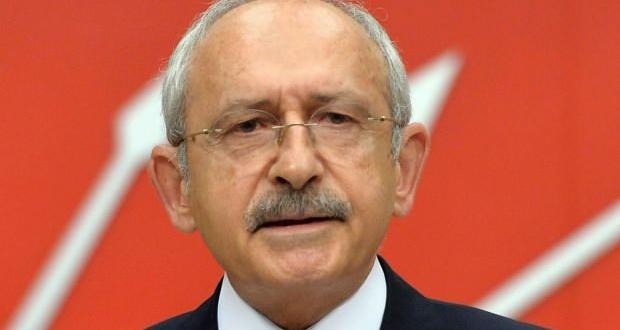 CHP Başkanı Kemal Kılıçdaroğlu İçin Vur Emri.