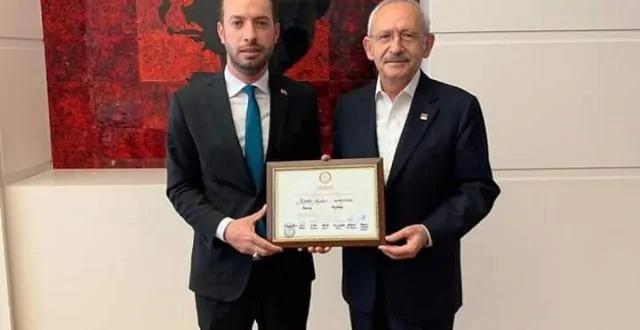 CHP'li Bașkanın Mazbatası İptal Edildi